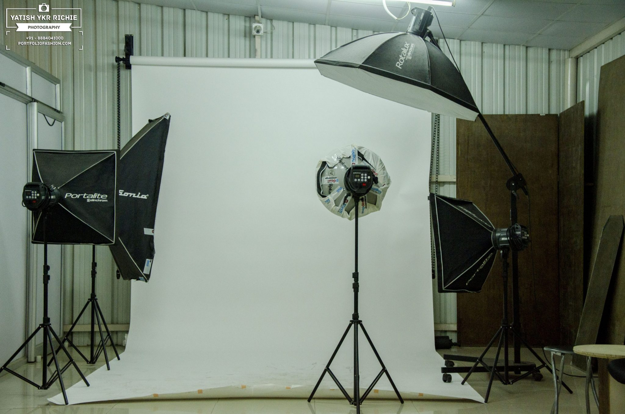 Photo Studio for Rent