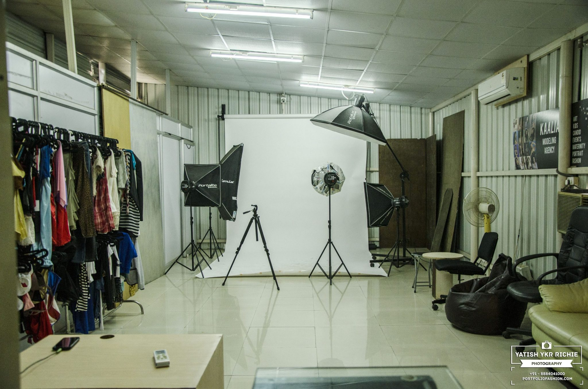 Photo Studio for Rent Bangalore