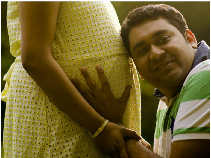 Maternity Photoshoot in Bangalore