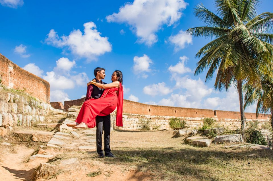Best Pre Wedding Photoshoot Locations In Bangalore