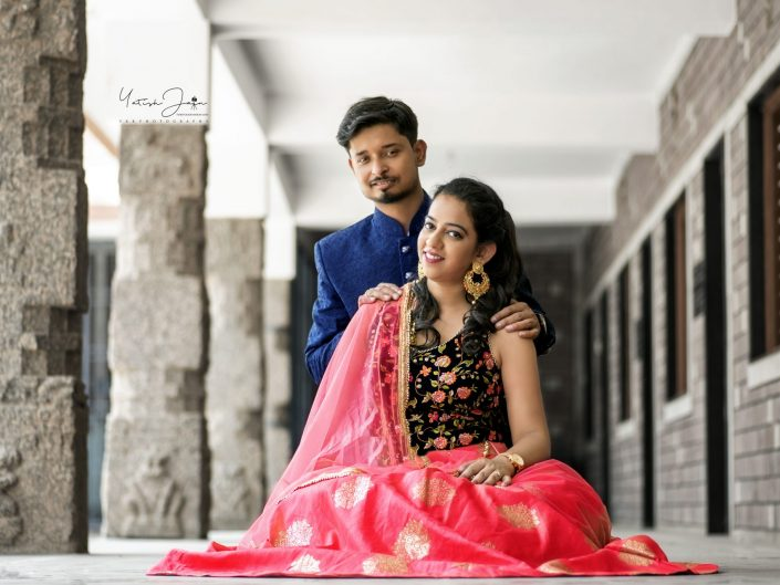 Pre Wedding YKR Photography