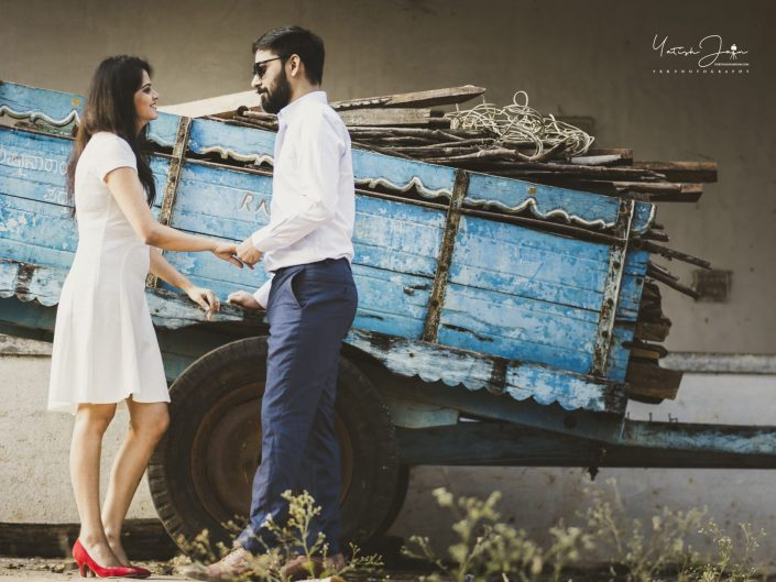 Pre Wedding Photoshoot in Bangalore