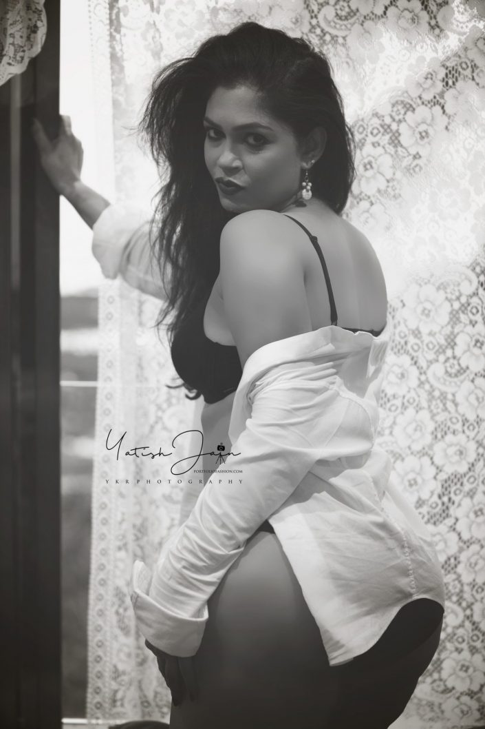 Boudoir Photoshoot in Bangalore